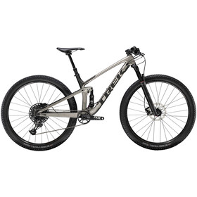 Trek Top Fuel 9.7 metallic gunmetal/dnister black